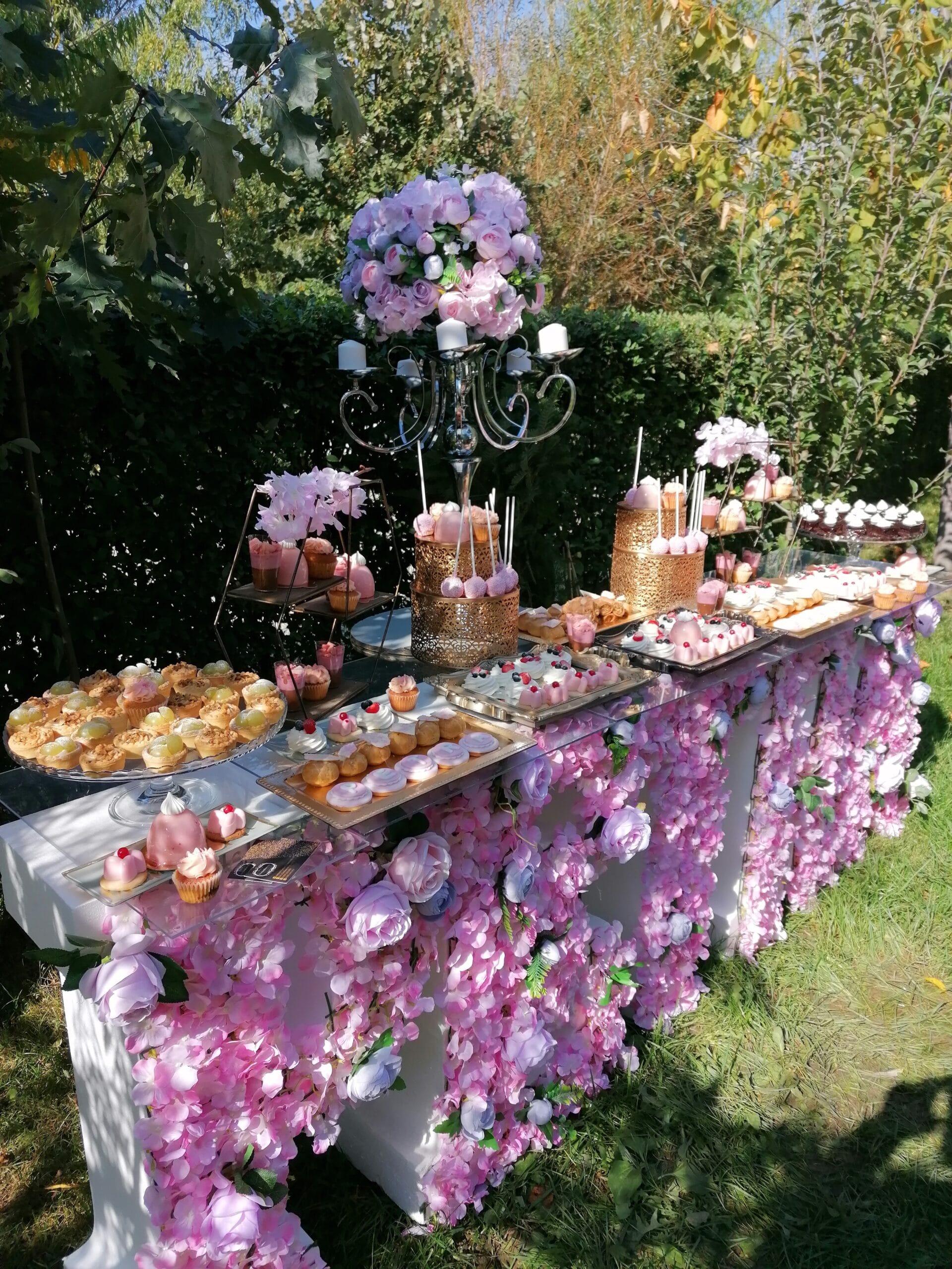 Candybar si aranjamente florale Bucuresti ROmania