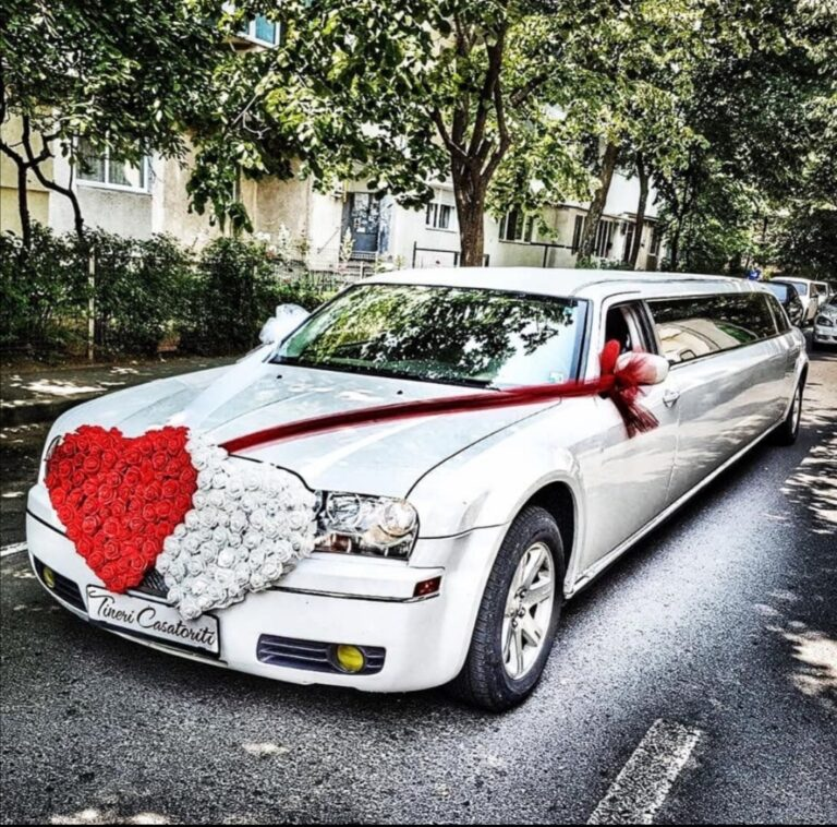 Limuzina de inchiriat Chrysler - Anastasia Events