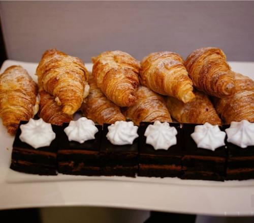 Mini CroissanteBrownie